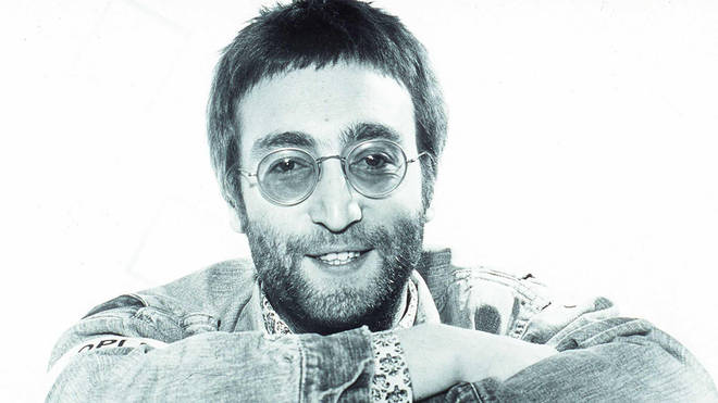 John Lennon in 1971
