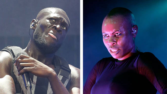 Stormzy and Skunk Anansie singer Skin