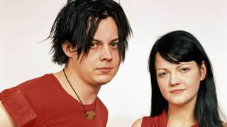 The White Stripes in February 2002: Jack and Meg White