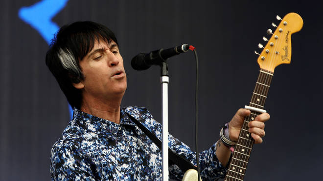 Johnny Marr announces homecoming date in Manchester