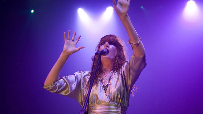 Florence + The Machine live in 2008