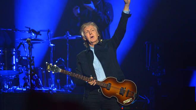 Paul McCartney live in London, December 2018