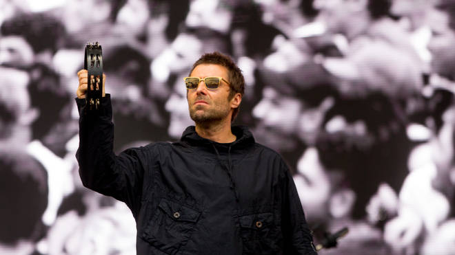 Liam Gallagher live 2018