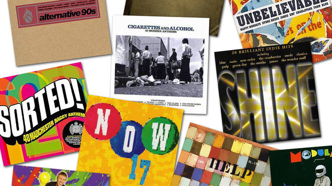The best indie compilation records of all time - Radio X