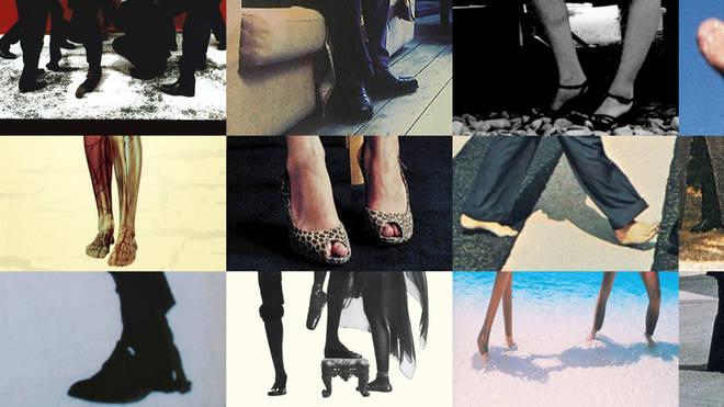 Album Cover Feet