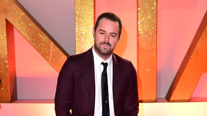 Danny Dyer at the NTAs 2019
