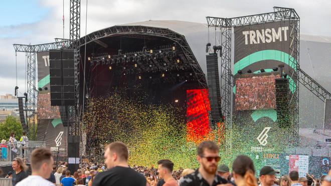 Friendly Fires play TRNSMT Festival 2019