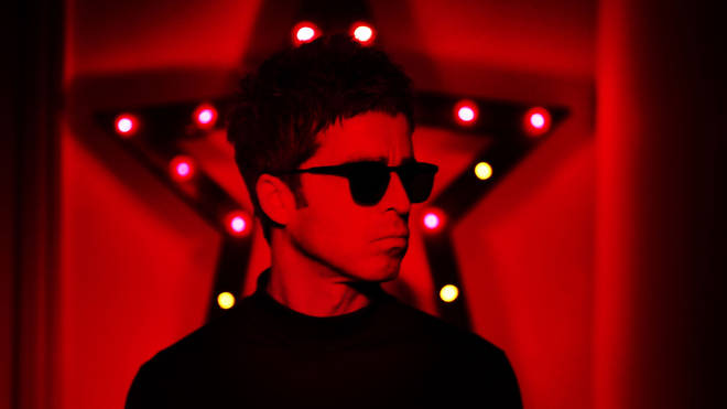 Noel Gallagher, 2017
