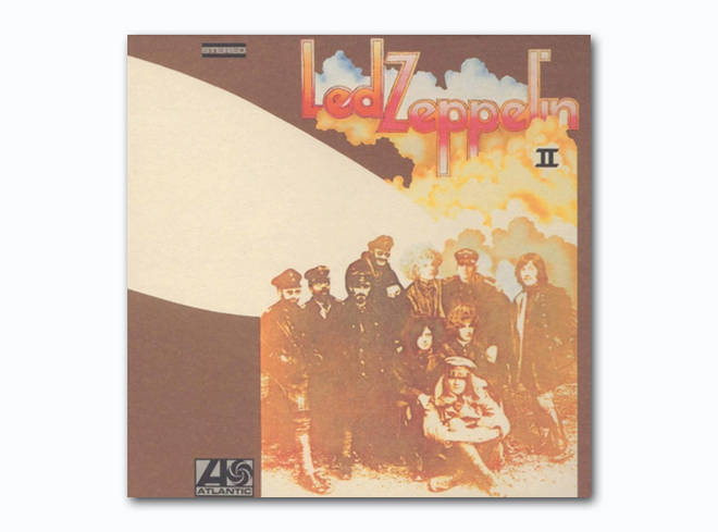 Led Zeppelin - Led Zeppelin II album cover