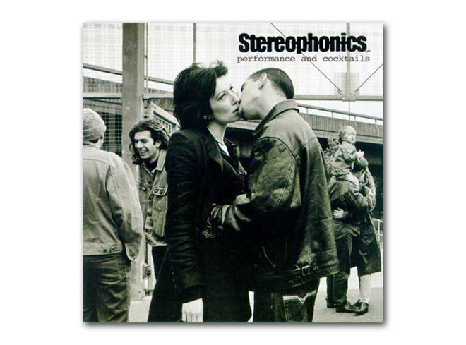 Stereophonics - Performance And Cocktails album cover