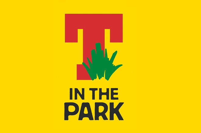 T in The Park logo