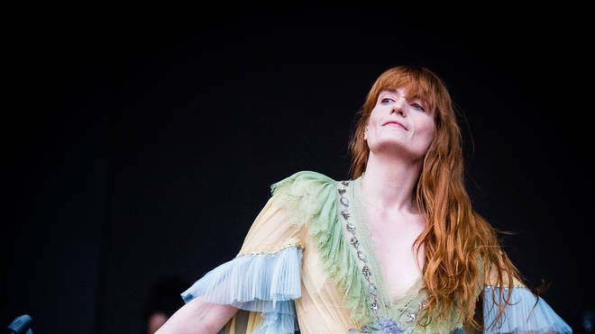 Florence + The Machine's Florence Welch headlines day five of Barclaycard's British Summer Time Hyde Park
