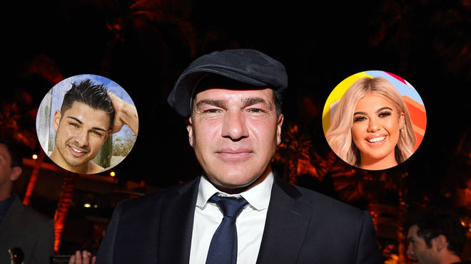 """Tamer Hassan blasts Love Island&squot;s Anton Danyluk for being """"disrespectful and disloyal"""" to daughter Belle"""