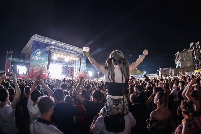 Benicasim Festival in 2018