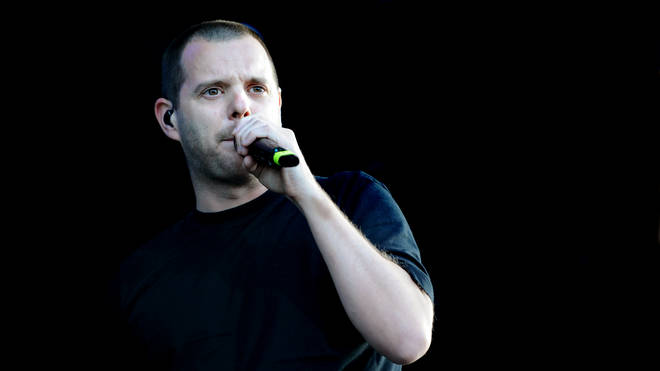 The Streets' Mike Skinner at Parklife 2019