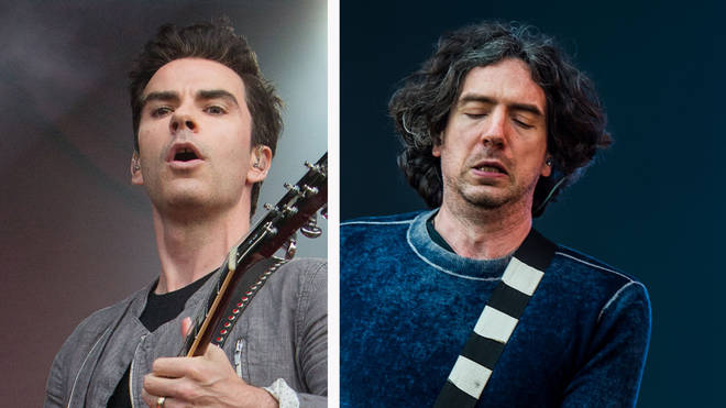 Stereophonics Kelly Jones and Snow Patrol's Gary Lightbody