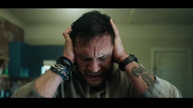 Tom Hardy in Venom trailer