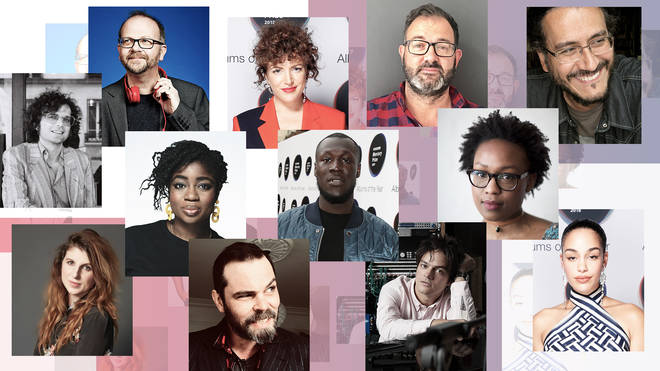 2019 Hyundai Mercury Prize judges