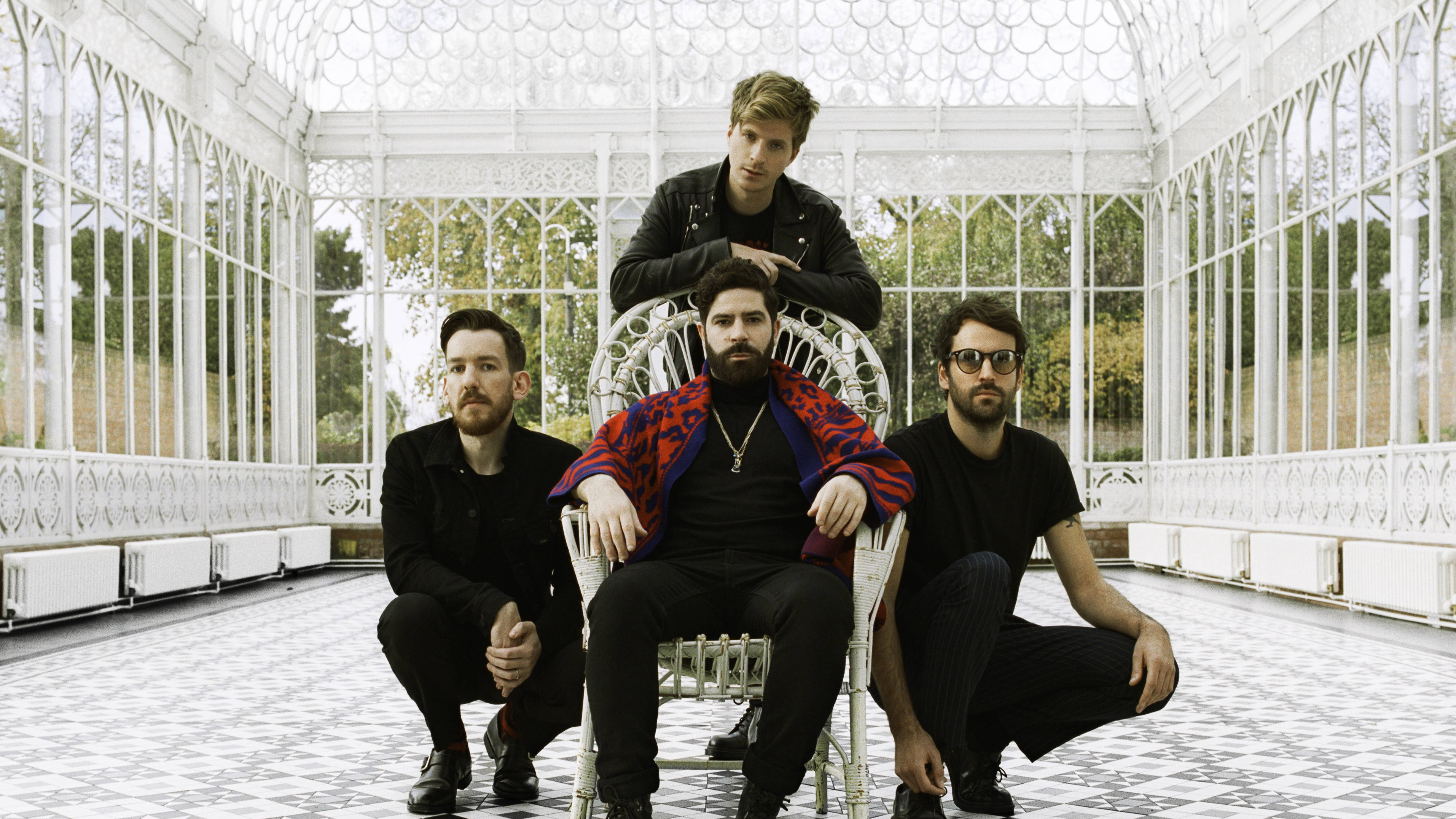 Foals announce intimate London gig for Everything Not Saved Will Be Lost Part 2 album release