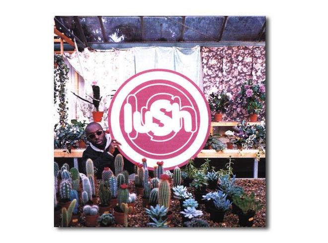 Lush - Lovelife album cover