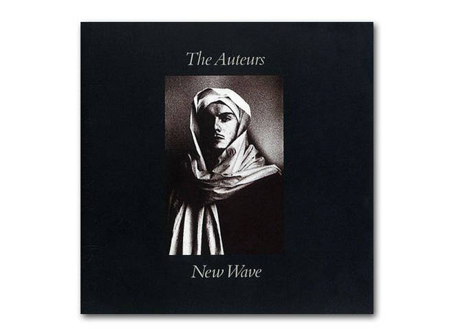 The Auteurs - New Wave album artwork