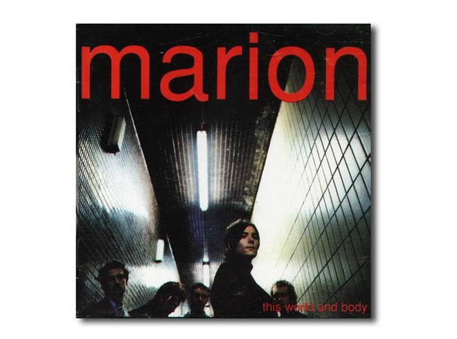 Marion - This World And Body album cover