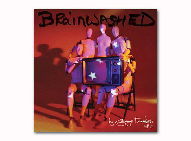 George Harrison - Brainwashed album cover