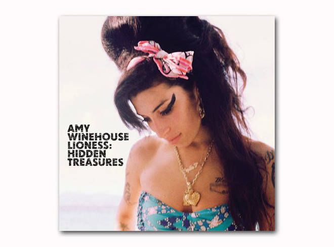 Amy Winehouse - Lioness: Hidden Treasures album cover