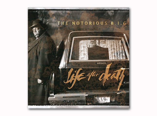 Notorious B.I.G. - Life After Death album cover
