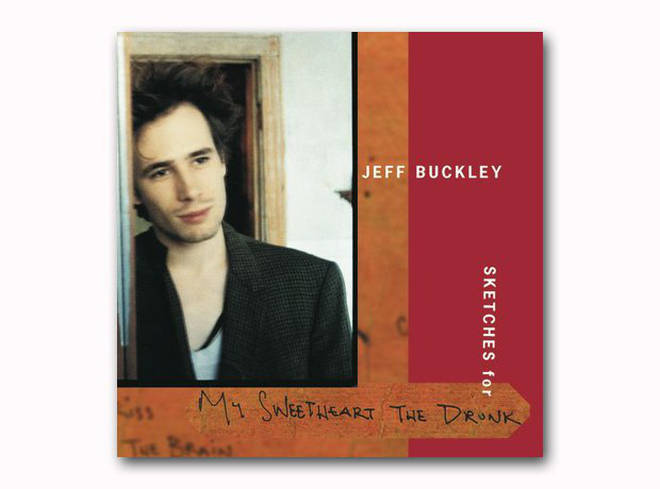 Jeff Buckley - Sketches For My Sweetheart The Drunk album cover