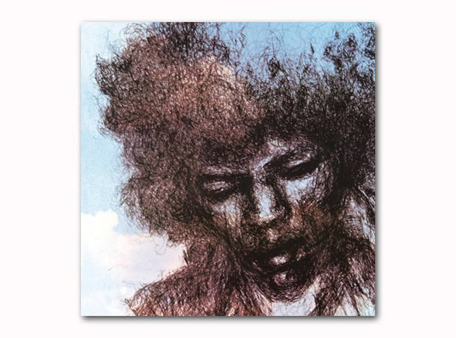 Jimi Hendrix - The Cry Of Love album cover