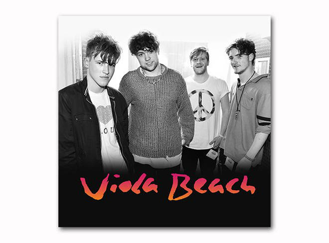 Viola Beach - Viola Beach album cover