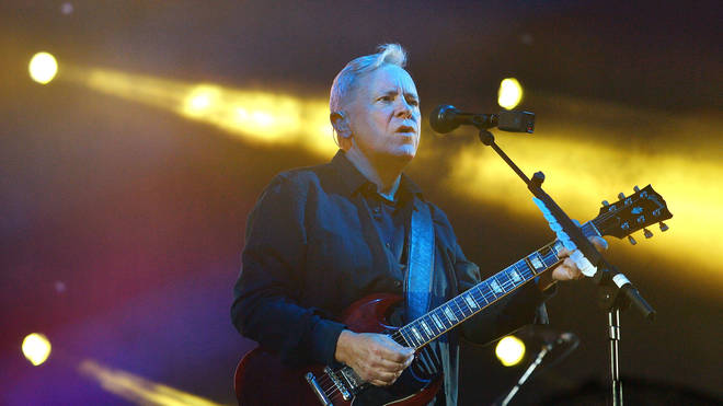 New Order Perform At Alexandra Palace 2018