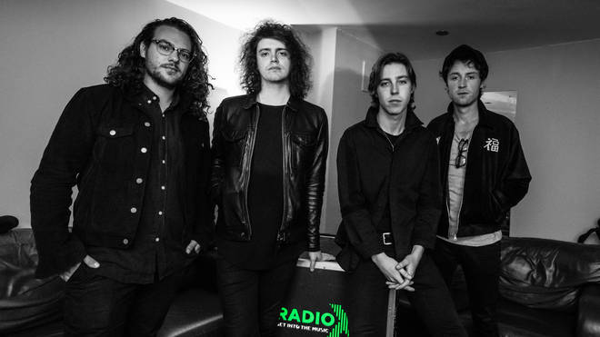 Catfish and The Bottlemen at Radio X's O2 Academy Sheffield gig
