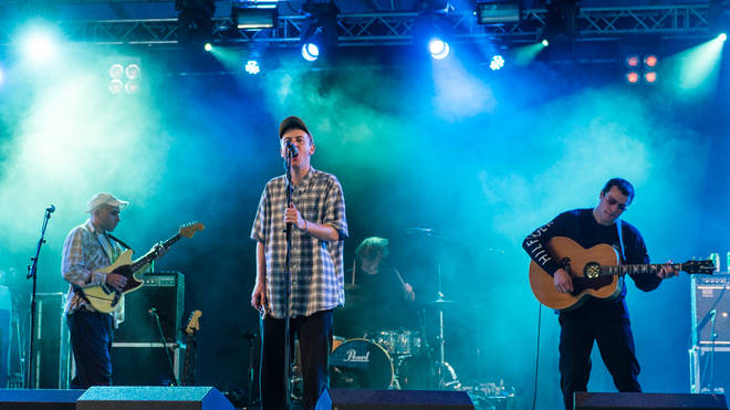 The DMA's at Latitude Festival 2016