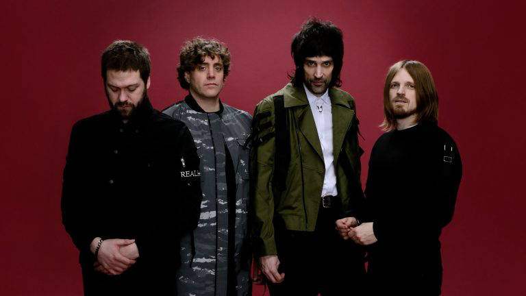 Kasabian reveal they are starting work on album seven