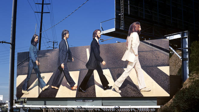 The Story Behind The Beatles Abbey Road Album Cover Radio X