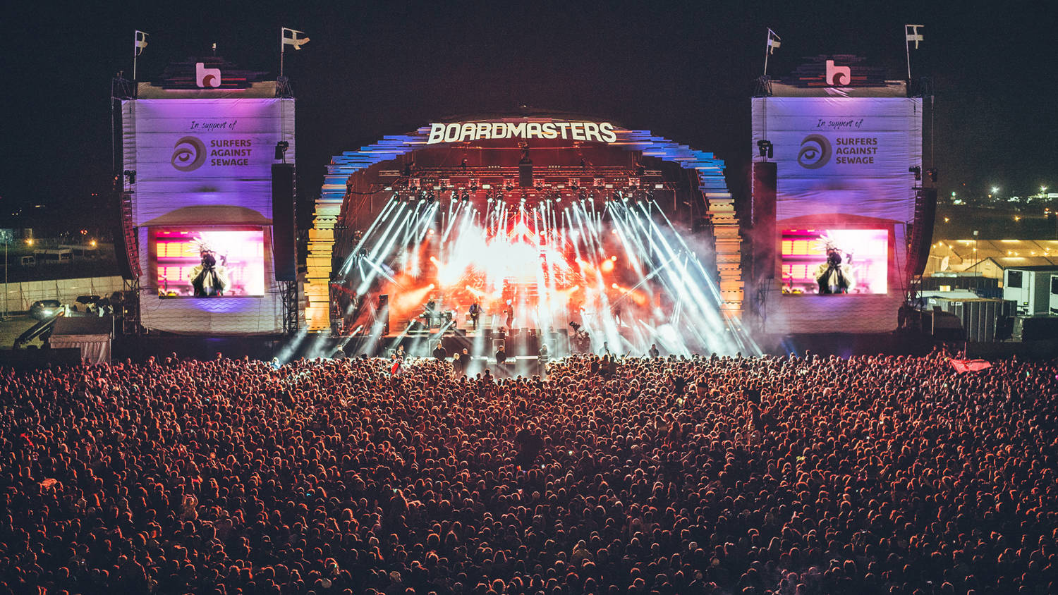 Boardmasters Festival confirms 2020 dates & special early bird access for 2019 ticket holders