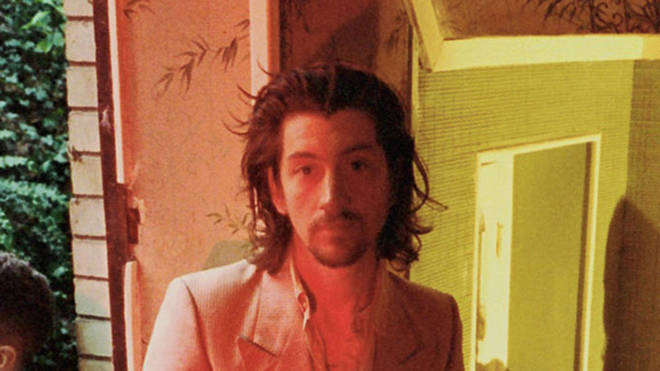 Arctic Monkeys' Alex Turner