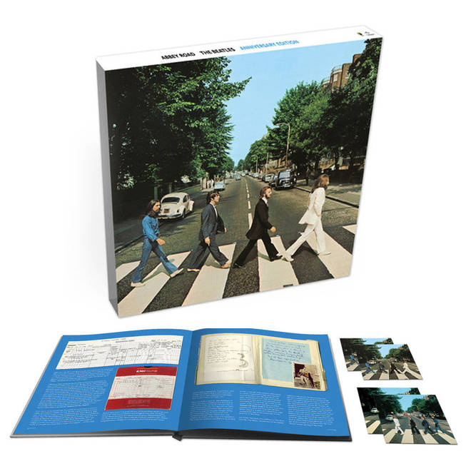 The Beatles - Abbey Road super deluxe edition