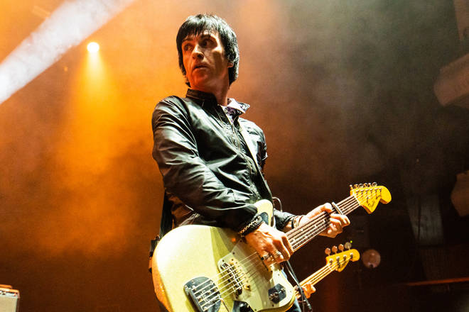 Johnny Marr Performs At The Royal Festival Hall 8 August 2019