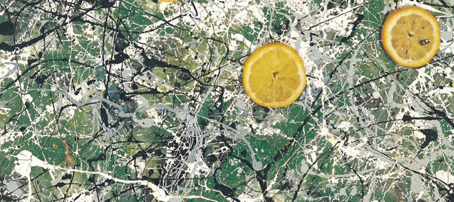 The Stone Roses album cover detail
