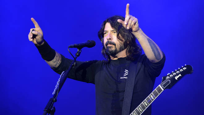 Foo Fighters live at the 23rd Hurricane Festival 2019