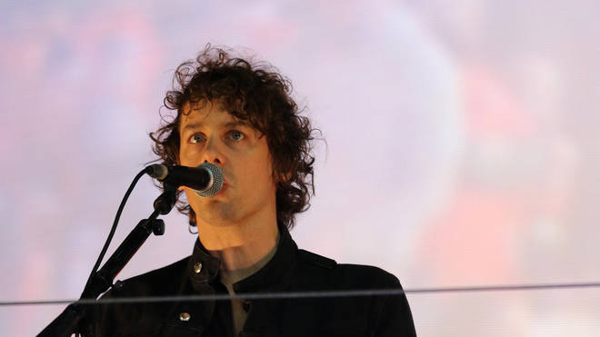 Razorlight's Johnny Borrell in 2017