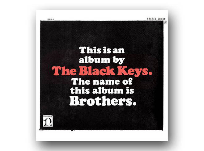 The Black Keys - Brothers album cover