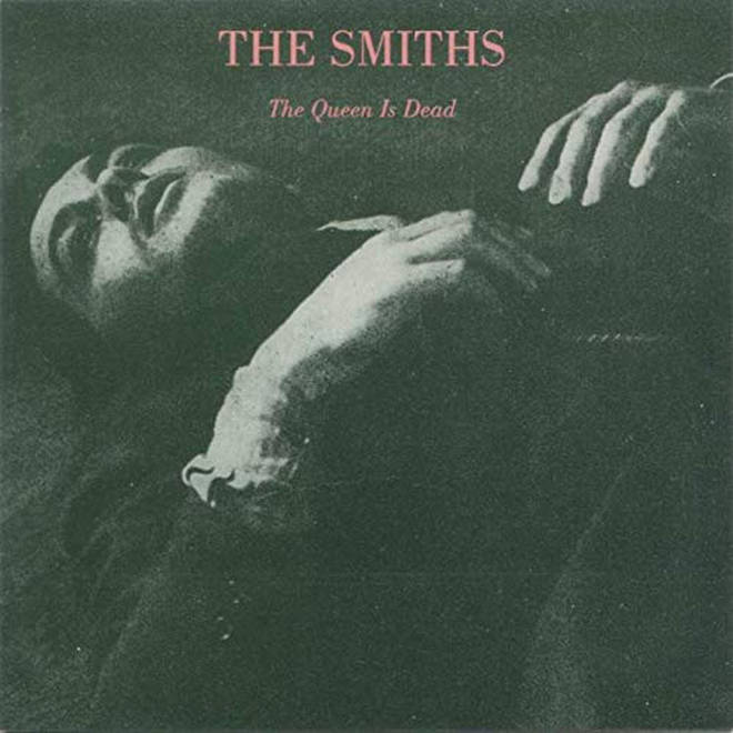 The Smiths - The Queen Is Dead album cover