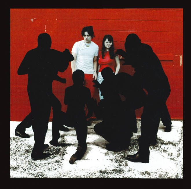 The White Stripes - White Blood Cells album cover