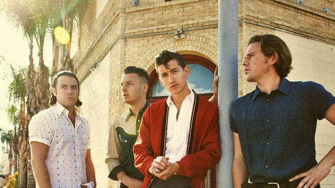 Arctic Monkeys, 2014