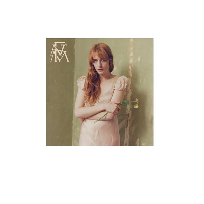 Florence + The Machine - High As Hope artwork