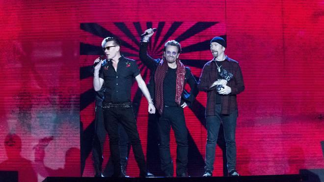 U2 in 2017
